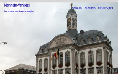Monnaie libre Occitanie s'exprime à Liège (Belgique)