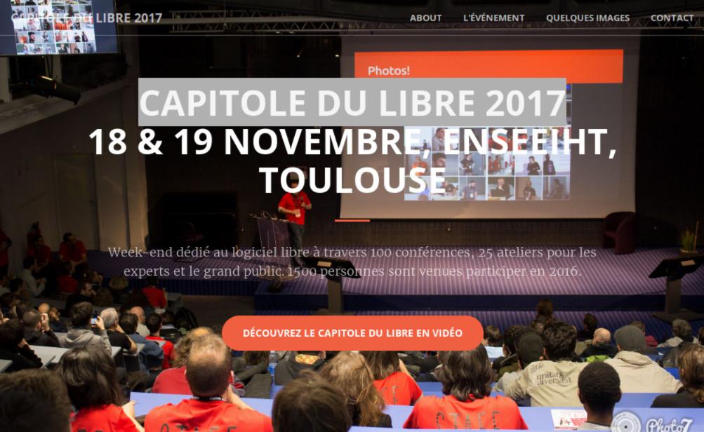 Capitole du Libre 2017 – J2