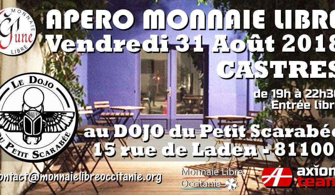 Apéro Monnaie Libre à Castres